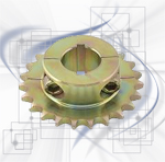SPROCKET STEEL TYPE 428  Ø30mm