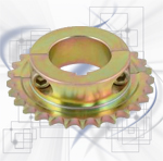 SPROCKET STEEL TYPE 428  Ø50mm