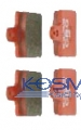 FRONT BRAKE PAD SET FOR VEN05 (4 PIECES)