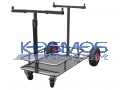 Kart Trolley unhandled natural no chrome