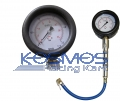 Tire Gauge 0 - 2.5 Bar Analog Display
