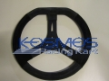 STEERING WHEEL KOSMOS SUEDE